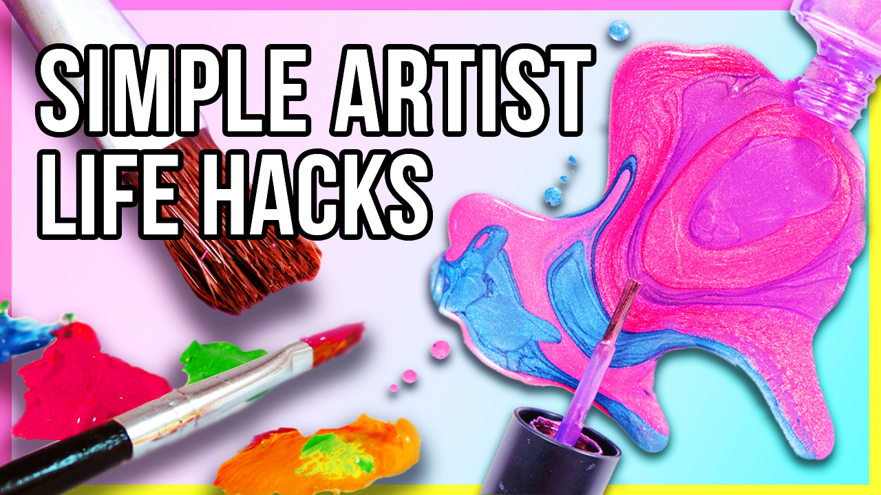 top-best-simple-artist-life-hacks-for-artists-diyer-everyone-should-know-makoccino
